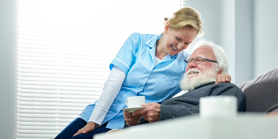 Companion care for seniors in calgary