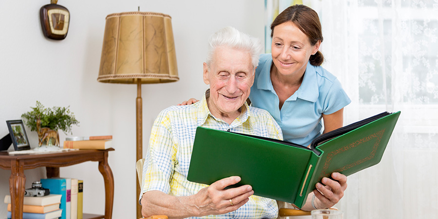 Alzheimer's and Dementia Care Services In Home