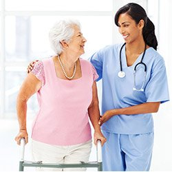 Home nursing care services for seniors in Edmonton