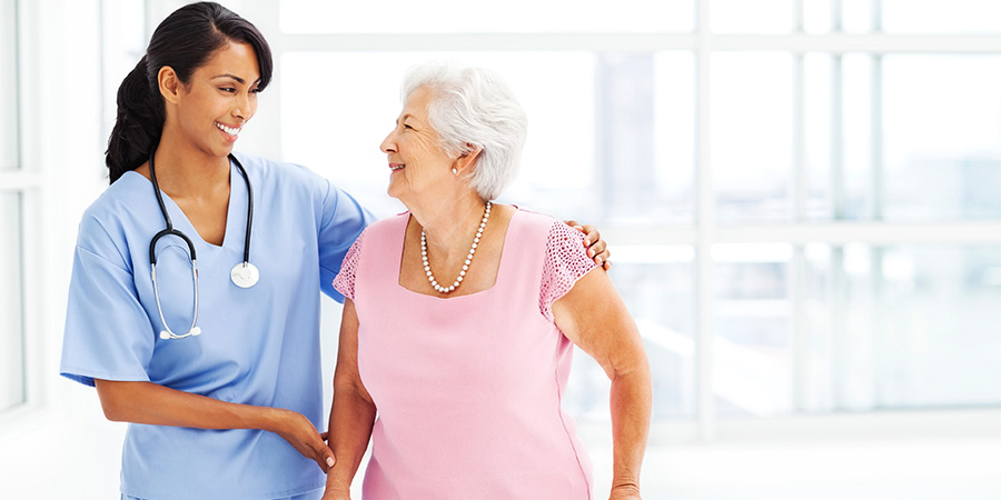 nursing services for seniors in Edmonton