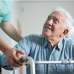 Specialized home care in Edmonton for seniors
