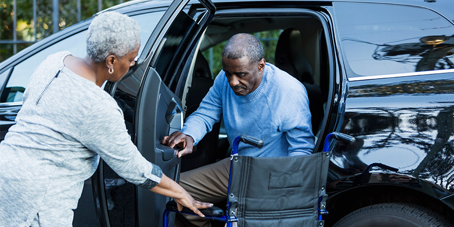 transporation services for seniors in Nassau County